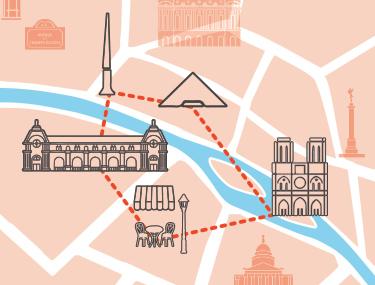 Tour PARIS-CENTER-NOTRE-DAME