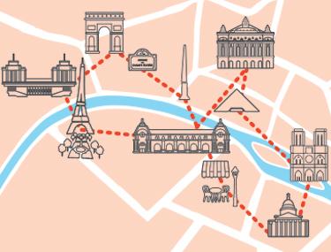 Tour PARIS-HIGHLIGHTS