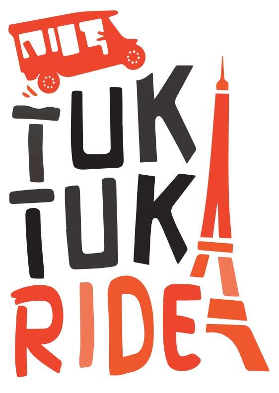logo du tuktuk ride