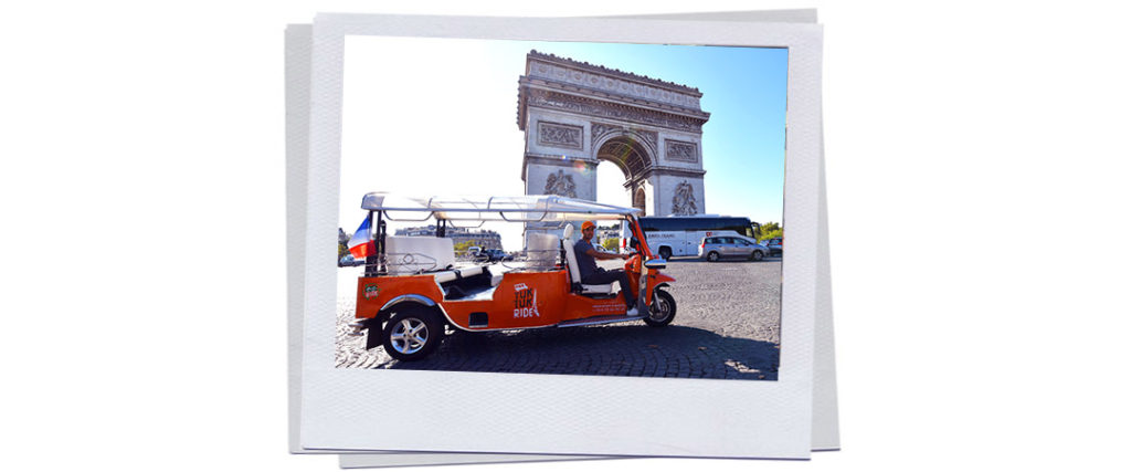 taxi tuk tuk transfer in paris by tuktuk tuk tuk ride paris. Black Bedroom Furniture Sets. Home Design Ideas