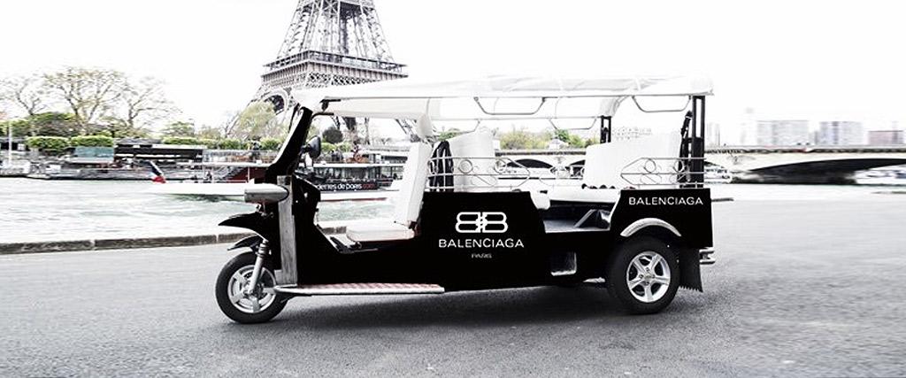 Covering intégrale tuktuk