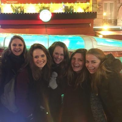 Balade de nuit en tuktuk avec les filles