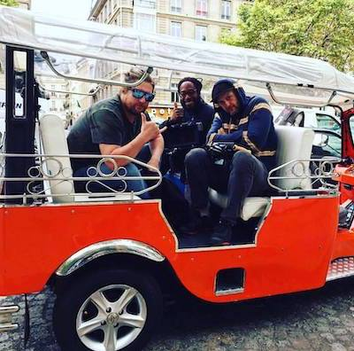movie making tuktuk