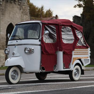 Avignon tuktuk