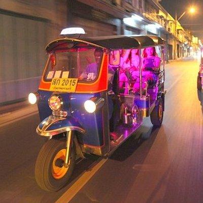 BANGKOK TUKTUK TOUR