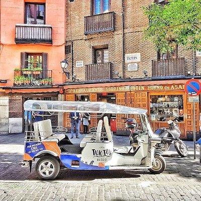 local tuktuk