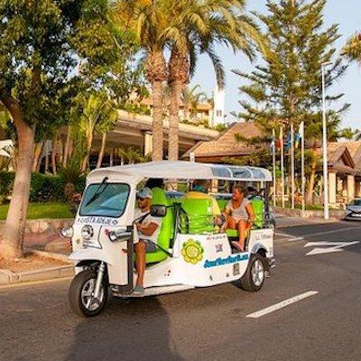 tuktuk ténérife