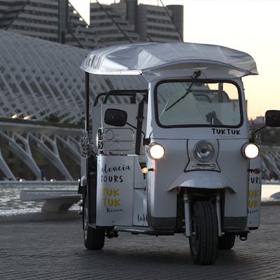 tuktuk ibérica